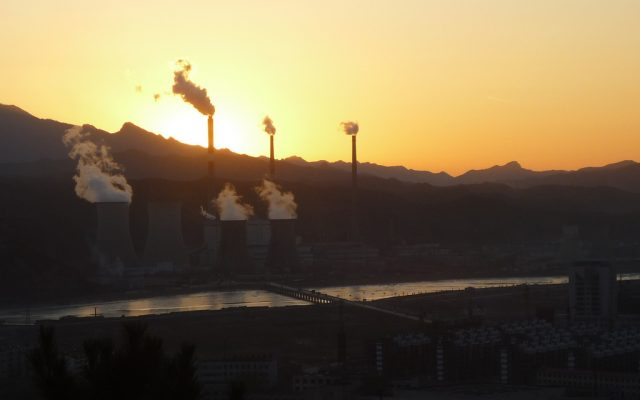 China Climate Change Emissions Carbon
