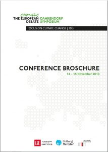 2013_Conference Broschure