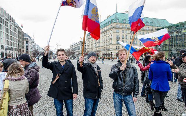 pro-russia via James Ria