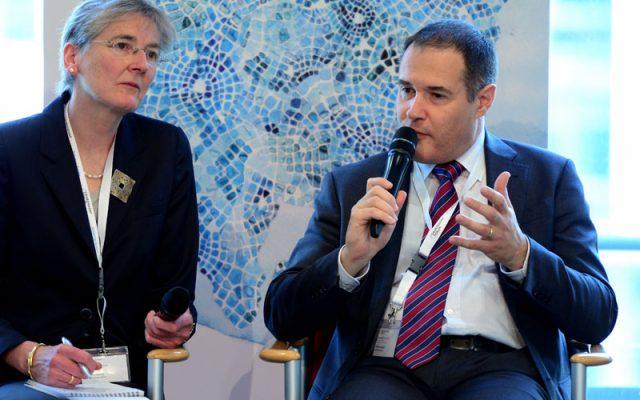 Fabrice Leggeri Frontex Dahrendorf Symposium