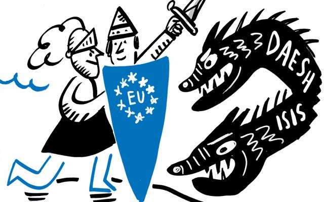 EU defence policy